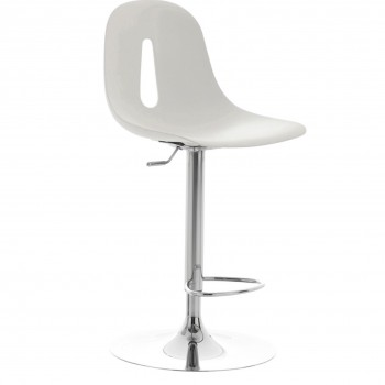 Bonn Disc Base Bar Stool