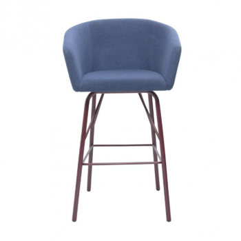 Veron 4 Legged Bar Stool
